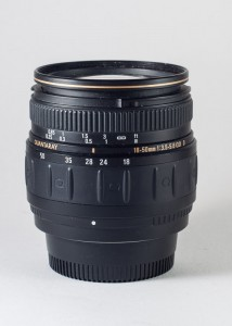 Buying Used Lenses