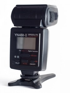 Yongnuo YN-468 II - DaveMazz Photography